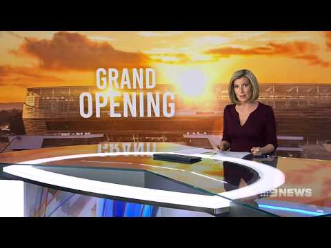 Grand Opening | 9 News Perth