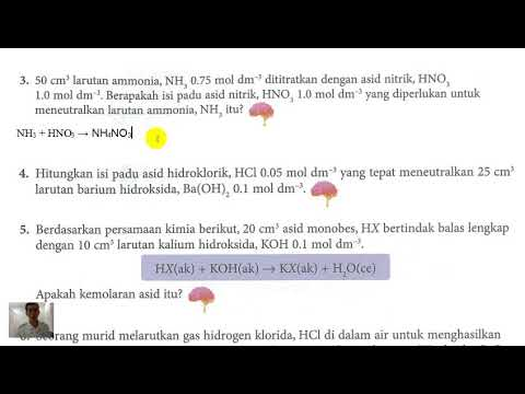 Jawapan Buku Teks Kimia Tingkatan 4 Kssm Uji Kendiri 2.3 ...
