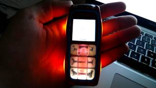 Nokia 3220 Espionage lights