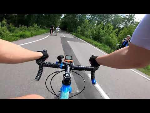 Лосиный остров на велосипеде
