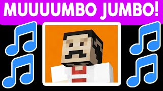 MUMBO FOR THE MAYOR OF THE TOWN SONG (OFFICIAL VERSION)