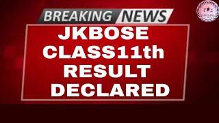JKBOSE class 11th jammu division Summer zone 2018 result declared.