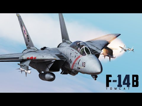 DCS: F-14 - Pre-Order / Gameplay Reveal Trailer - PRE ORDER NOW!