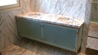 Rivestimenti bagni in marmo