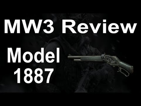 Model 1887 - Shotguns - Modern Warfare 3 Review - #22