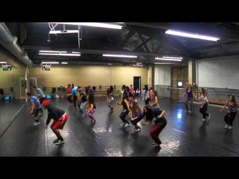 Treasure - Bruno Mars - David Scarzone Choreography