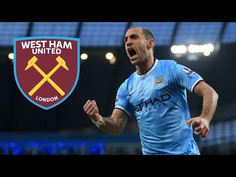 Pablo Zabaleta - Welcome To West Ham United - 2017