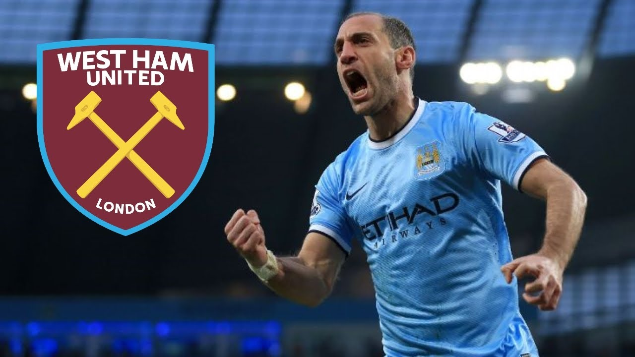 Pablo Zabaleta Wel e To West Ham United 2017