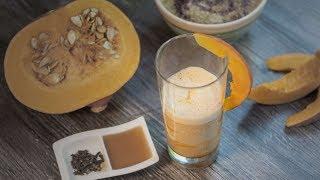 Delicious Pumpkin Latte | Easy Vegan Recipe