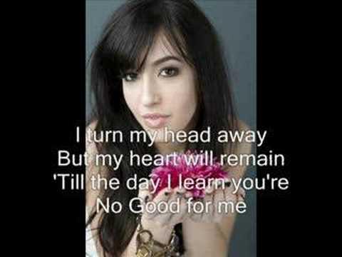 Kate Voegele - No good (Lyrics)