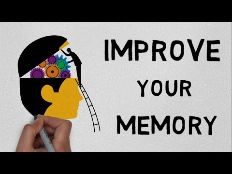 HOW TO INCREASE YOUR BRAIN POWER IN HINDI - SIMPLE MEMORY TECHNIQUES AND TIPS