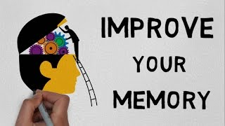 vuclip HOW TO INCREASE YOUR BRAIN POWER IN HINDI - SIMPLE MEMORY TECHNIQUES AND TIPS