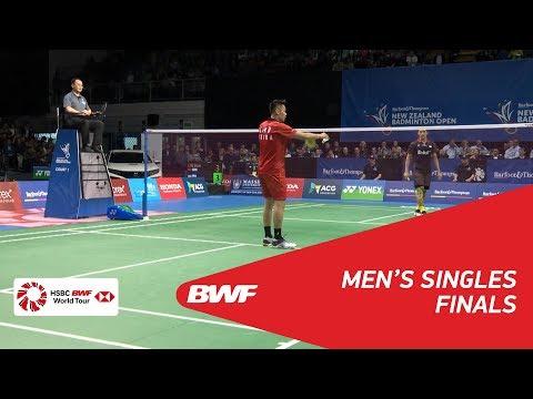 MS | LIN Dan (CHN) [1] vs Jonatan CHRISTIE (INA) [2] | BWF 2018