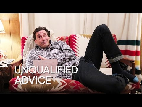 Unqualified Advice: Jon Hamm