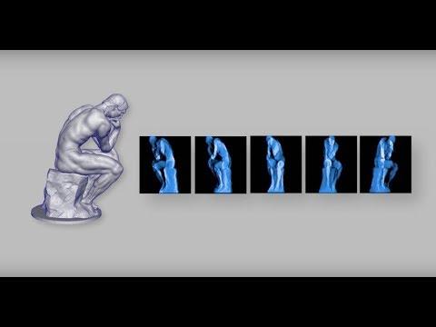 Новый метод 3D печати