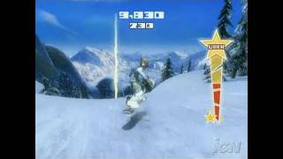 SSX Blur Nintendo Wii Gameplay - Sunshine and Clear Skies
