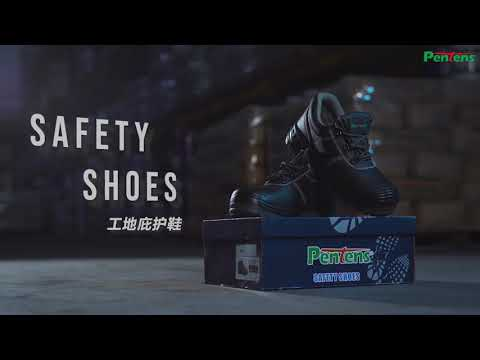 Pentens Safety Shoes