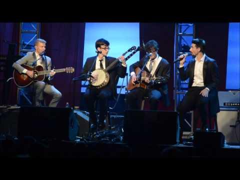 Backstreet Boys bluegrass 'Larger Than Life' at Kentucky Music Hall of Fame