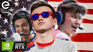 This is how Team USA are going for gold at the Overwatch World Cup