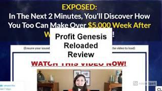 Profit Genesis Reloaded Review | Is Profit Genesis Reloaded Good?