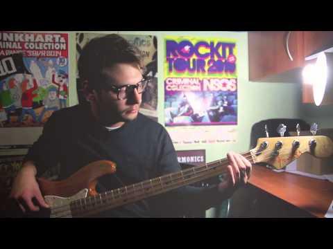 Kontrafakt - Kým Neskapem (Bass Cover - Oldrich Liska)