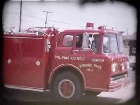 1962 1963 1971 Old film clips of Seaside Heights NJ, Seaside Park NJ, & Funtown Pier Kiddie Rides