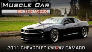 2011 Nickey Performance Stage III S 427 Camaro:  Muscle Car Of The Week Video Episode #206