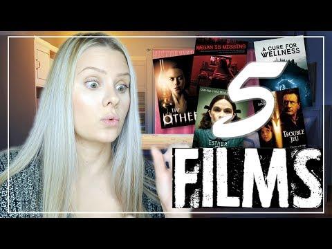 TOP 5 : FILMS A LA FIN... INATTENDUE