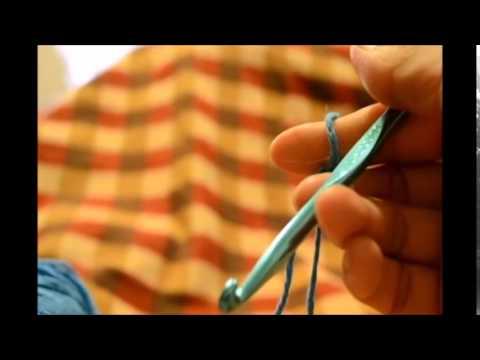Cách móc len cơ bản -  Phần 1, bài 1