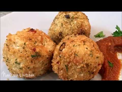 ✔How to make the Best YAM BALLS  |  Ghana Yam croquettes recipe