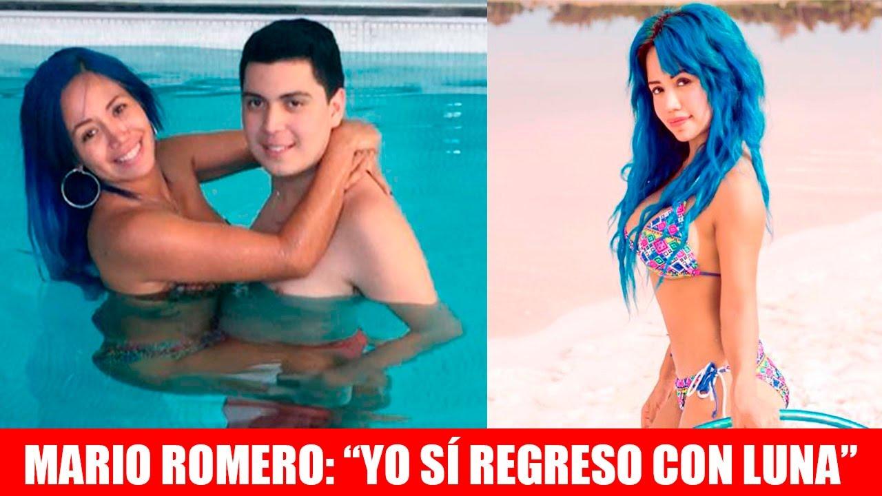 Luna Con Sí Yo Mario Declaraciones Fuertes Regreso Bella Romero wBTqF