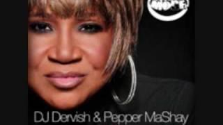 DJ DERVISH & PEPPER MASHAY - LOVE & UNDERSTANDING.wmv