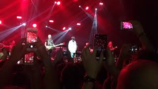Sting And Shaggy Shape Of My Heart 44 876 Tour 09 11 2018 Санкт Петербург