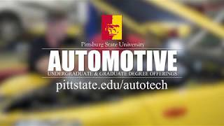 Automotive Technology /// Pittsburg State University