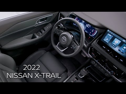 2022 Nissan X-Trail – Exterior and Interior details / Excellent SUV