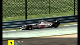 2002 A1 Ring Knittelfeld Austrian Mod Formula 1 Season full Race uma tentativa de fazer um olhar F1 Challenge 99 02 game year F1C Grand Prix 2 GP 4 3 World Championship 2012 2013 2014 20157 26 14 55 41 00 6