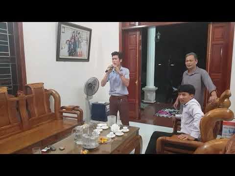 Xuống nhà Bác Tùng ở Thủy nguyên. Hải phòng. Lắp bộ hát karaoke. Đt Hanh Nguyễn 0936.583.140