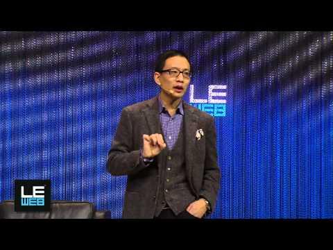 Tony Tjan CEO & Managing Partner, Cue BallLe - Web'13 Paris - The Next 10 Years - Plenary