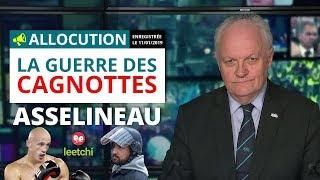 La guerre des Cagnottes - Allocution de François Asselineau