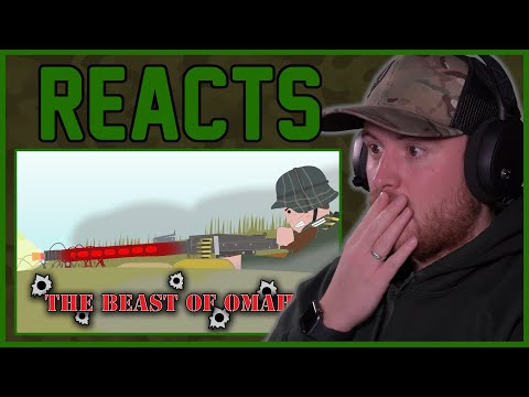 Royal Marine Reacts To The Beast of Omaha (Stories from D-Day) by Simple History