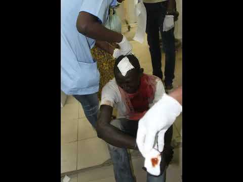 chronique d'actualité sur la presse senegalaise et les violences universitaires par seydina