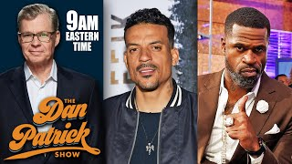 Matt Barnes & Stephen Jackson Talk Paul Pierce Being Fired by ESPN | DAN PATRICK SHOW