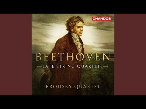 """String Quartet No. 11 In F Minor, Op. 95 """"Serioso"""": II. Allegretto Ma Non Troppo"""