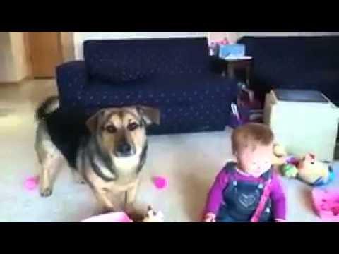 Lustige Kinder lache