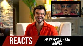 Producer Reacts to Ed Sheeran - Bad Habits