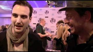 MTV EMA red carpet - Snow Patrol interview
