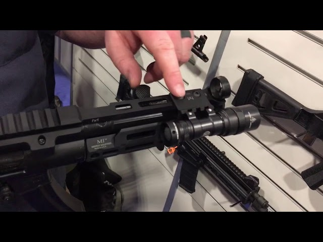 Best M-LOK Tactical Handguard/Rail for MP5, MP5K-PDW and CZ ...
