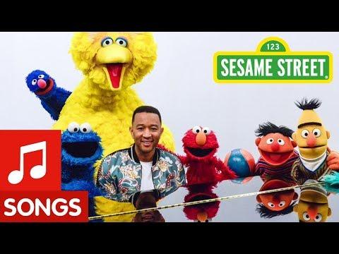 Sesame Street We're<br><iframe title=