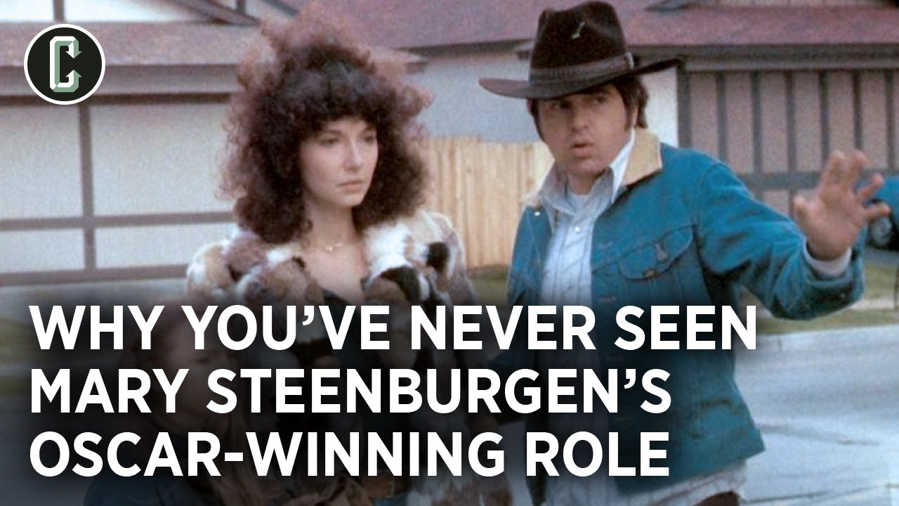 Mary Steenburgen on Why You Can't Watch Her Oscar-Winning Movie
