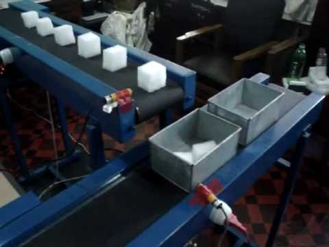 Packing System Using PLC